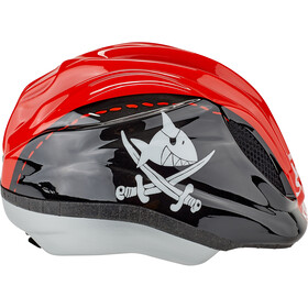 KED Meggy Originals Helmet Kinder sharky red